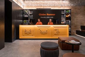 Nuotrauka: Globe Runner Hotel & Hostel, Kijevas