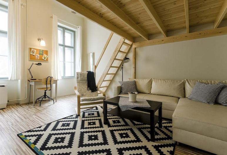 Premium Cumin Apartment, Budapeszt, Apartament, Pokój