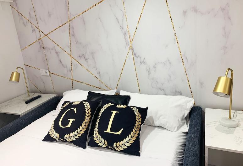 Glamour Apartamento Centro La Latina, Madryt, Studio, Pokój