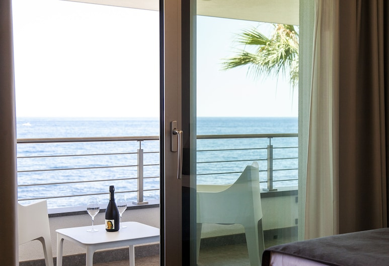 Santantonioresort, Riposto, Deluxe Double Room, Sea View, Balcony View