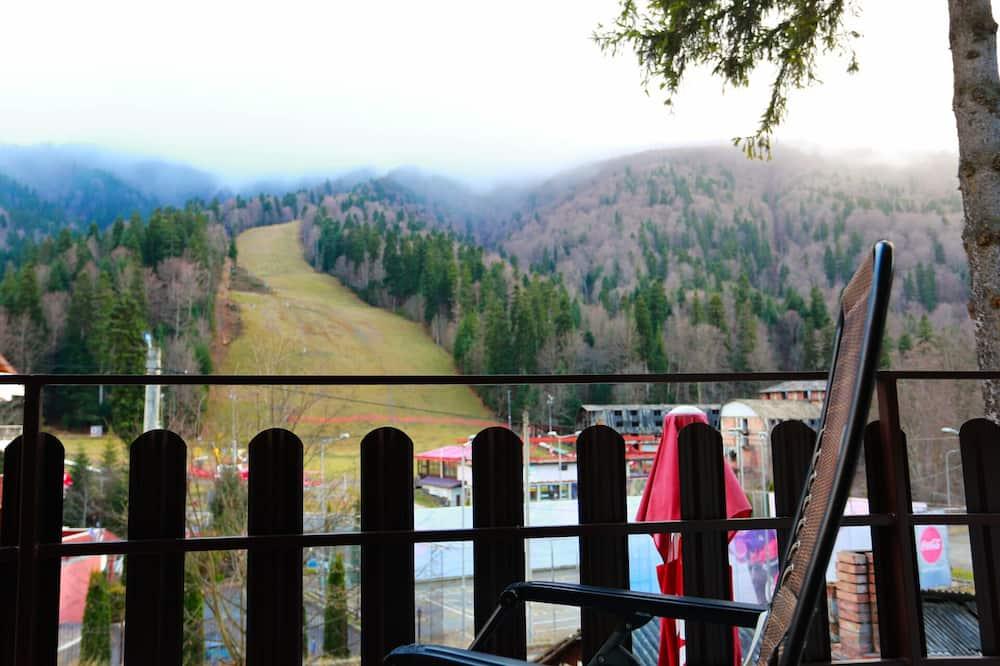 Kamar Double - Pemandangan Balkon