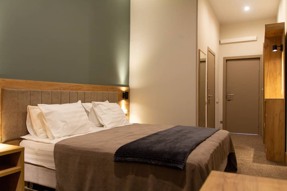 Standard double room with 1 bed - Living Room