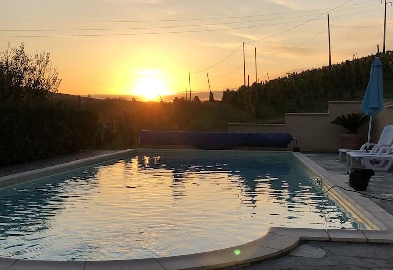 Villa Vigneto, San Marzano Oliveto, Piscina Exterior