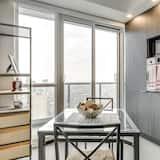 Appartement, 2 slaapkamers, keuken - Eetruimte in kamer
