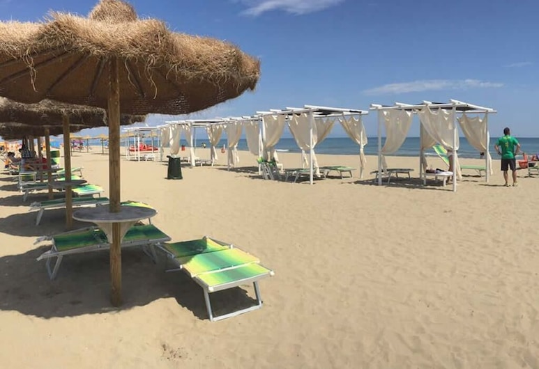 Torquemada Beach Club, Margherita di Savoia, Rand