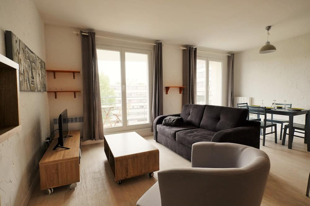 Apartment, Ensuite (Appartement 70m2) - Lounge