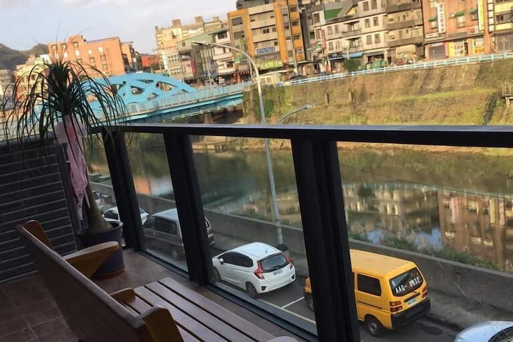 Dört Kişilik Oda, Balkon - Balkon