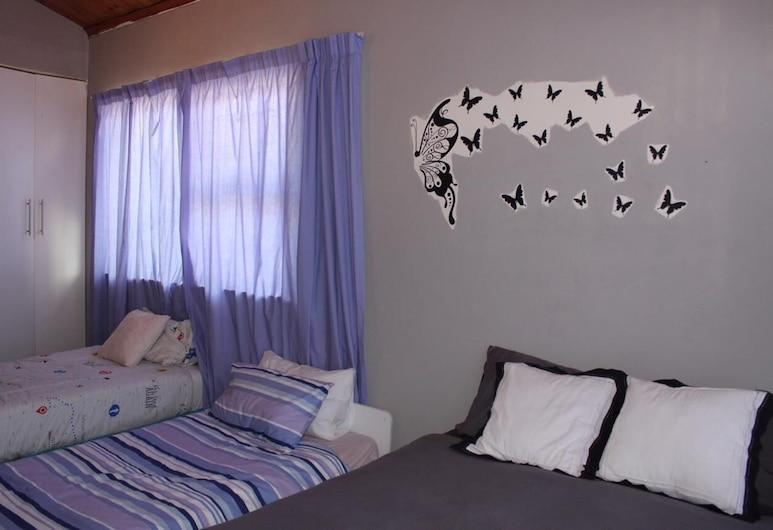 21 on Wellington, Kaapstad, Familiekamer, Kamer