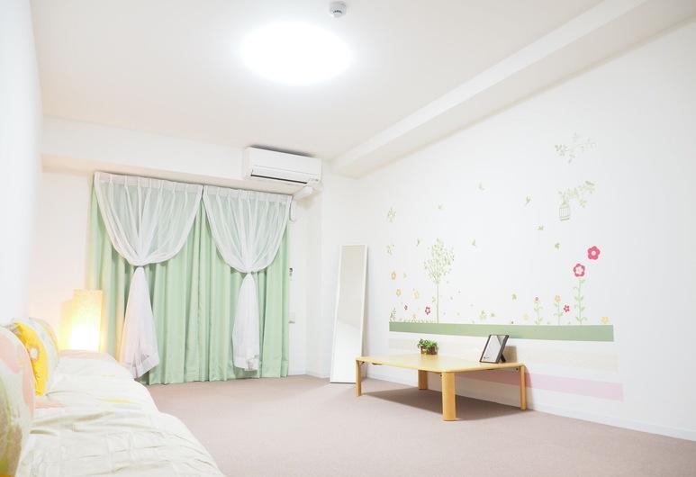 Le Coeur Tengachaya Kita Comfortable Room, 大阪市, 布団ルーム 202, 部屋