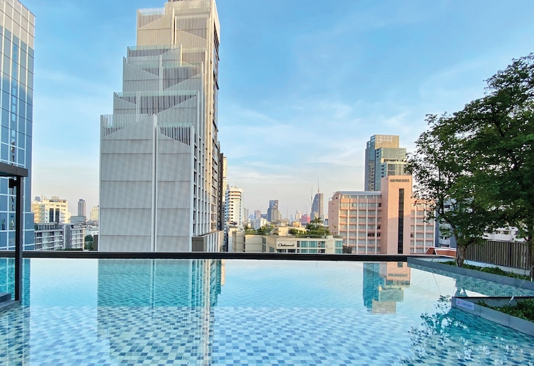 Oakwood Suites Bangkok, Bangkok, Outdoor Pool