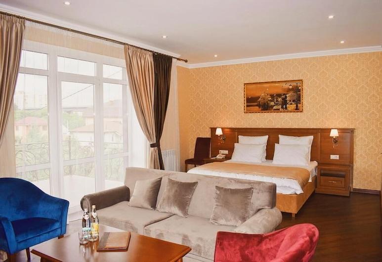 Hotel Fenix, Lyubertsy, Luxury Double Room, Guest Room