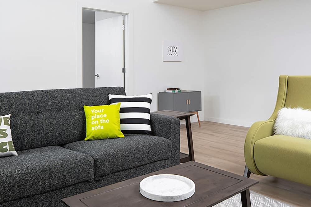 Standard-Apartment, 3Schlafzimmer - Wohnbereich