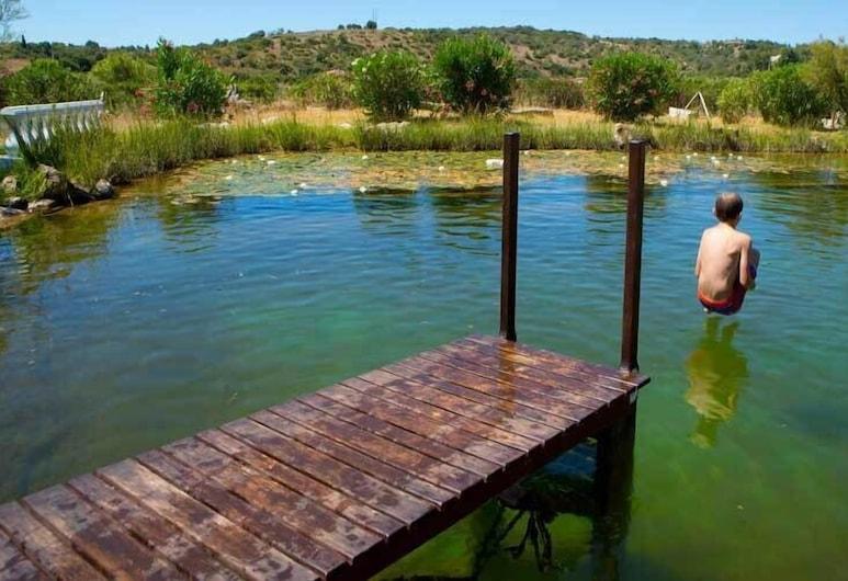 Quinta das Barradas, לאגוס, בריכה טבעית