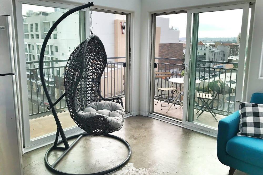 บ้านพัก (303/C) - ห้องนั่งเล่น