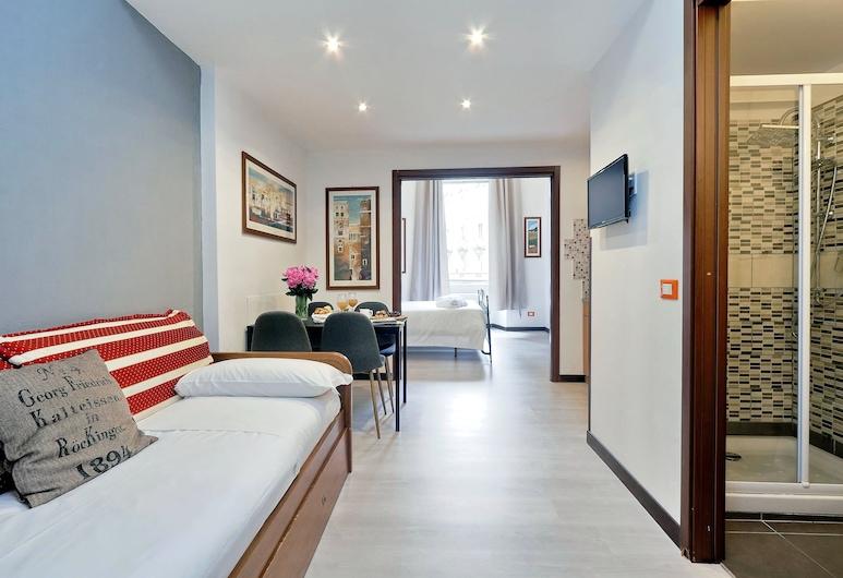 卡沃爾廣場公寓酒店, 羅馬, 公寓, 1 間臥室, 客房
