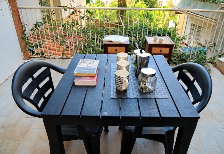 蒂托里威歐公寓酒店, 羅馬, 陽台