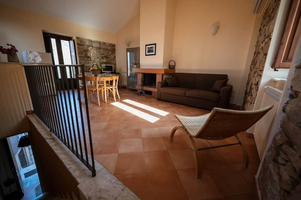 Apartamento, balcón (Il Frantoio - 4 Adults) - Zona de estar