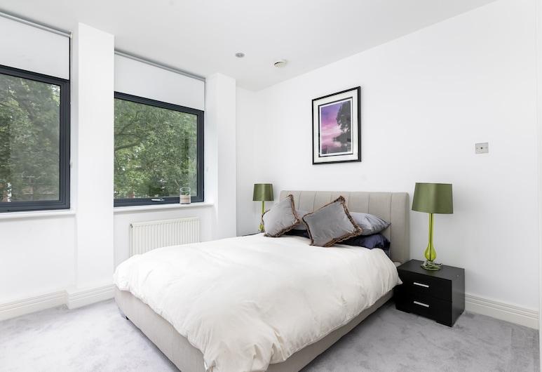 Stay @ Redlion, London, Apartment, mit Bad, Gartenblick (2 Bed), Zimmer
