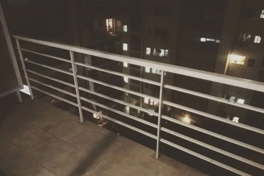 Comfort appartement - Balkon