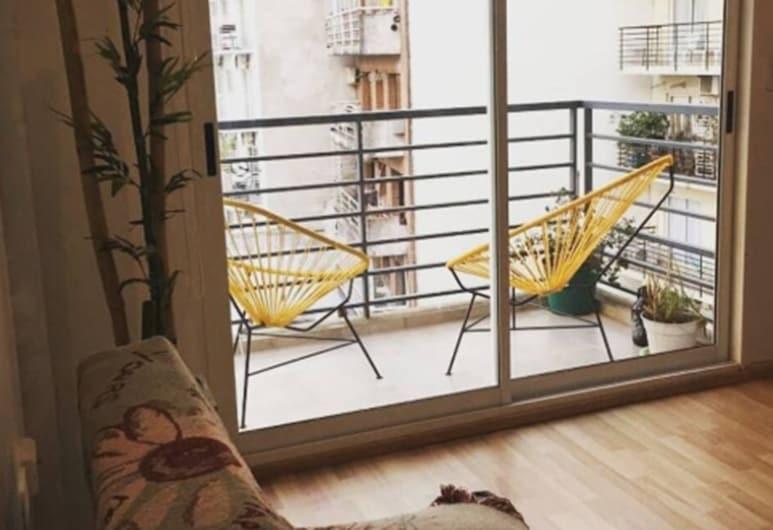 Paraguay & Salguero - Energy Home, Buenos Aires, Comfort-íbúð, Svalir