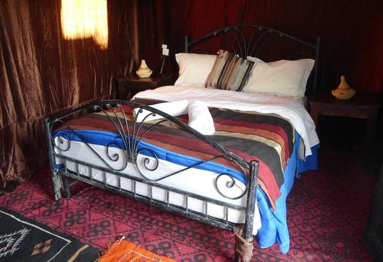 Moha Desert Camp, Taouz, Tenda de Luxo, 1 cama de casal, Quarto