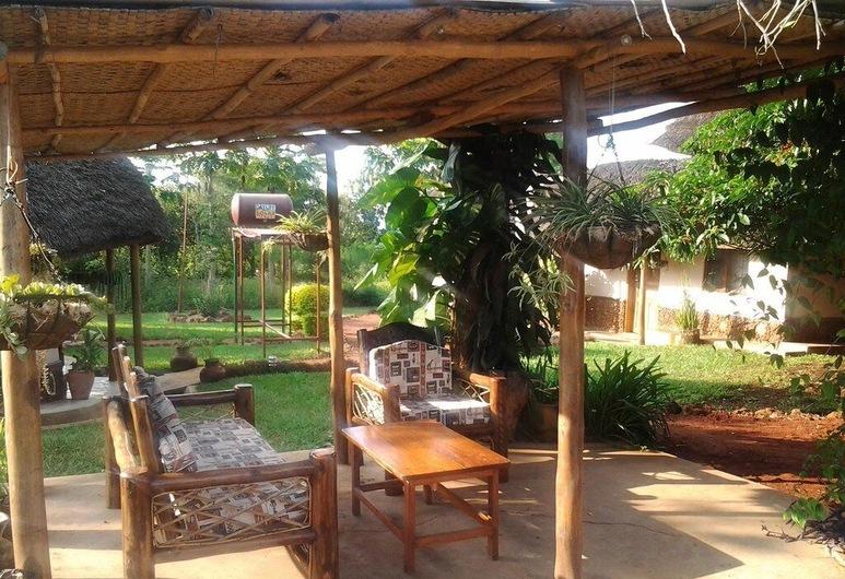 Brownstone Country Home Lira Uganda, Lira, Terrazza/Patio
