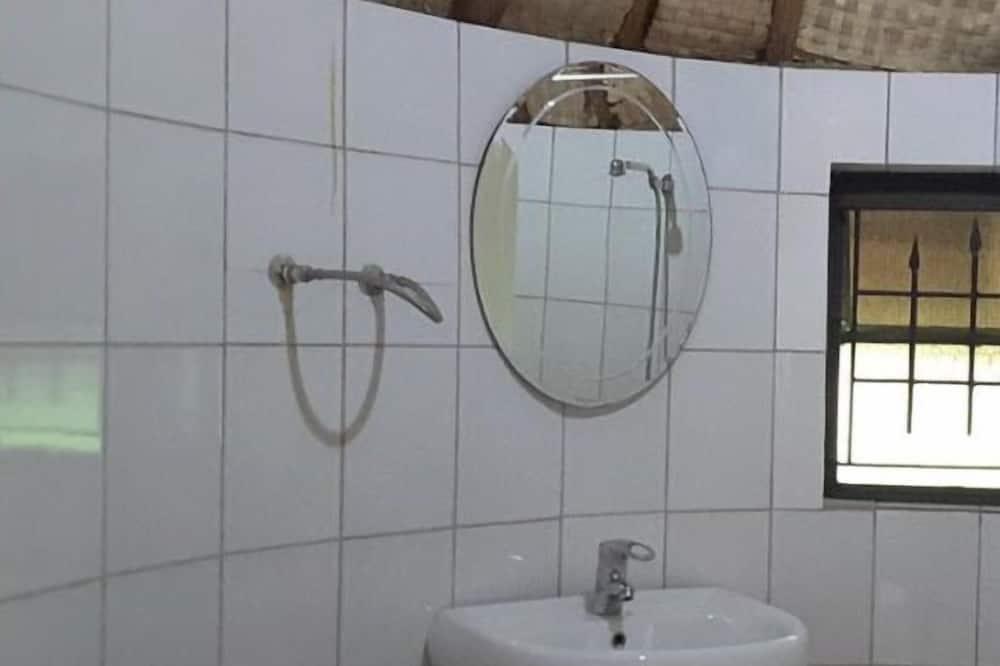 Casa de campo familiar - Baño