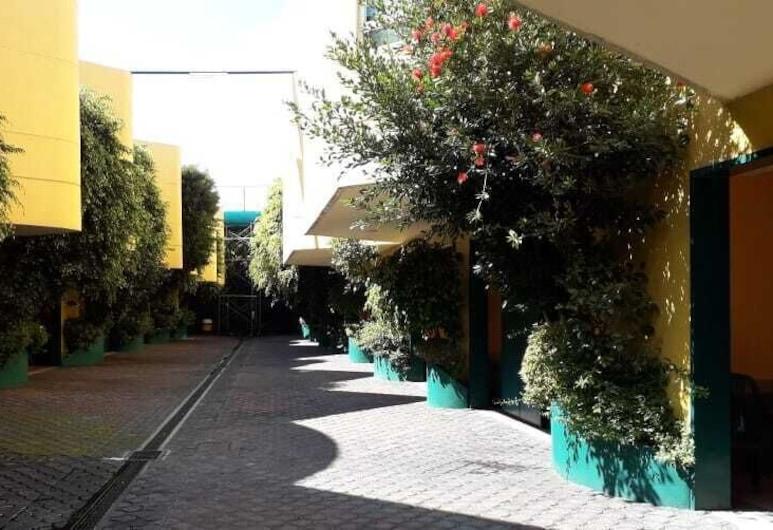 Villas los Sauces Metepec, Toluca, ทางเข้าโรงแรม