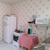 Koplietojuma guļamzāle, abu dzimumu guļamzāle (Ventilador) - Kopīga virtuve