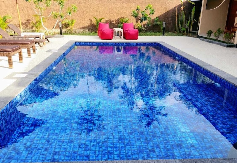 Tom and Jerry Villa Lombok, Senggigi, Vonkajší bazén