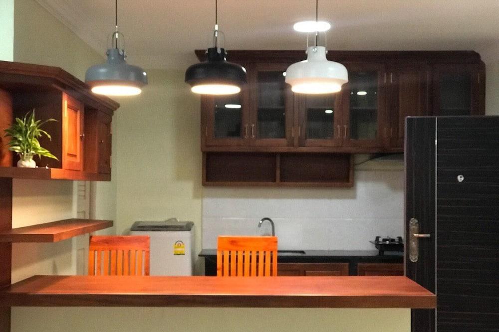 Apartament rodzinny typu Studio - Wyżywienie w pokoju