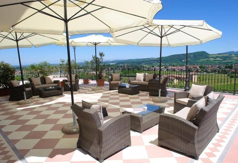 Villa La Bollina, Serravalle Scrivia, Facciata hotel