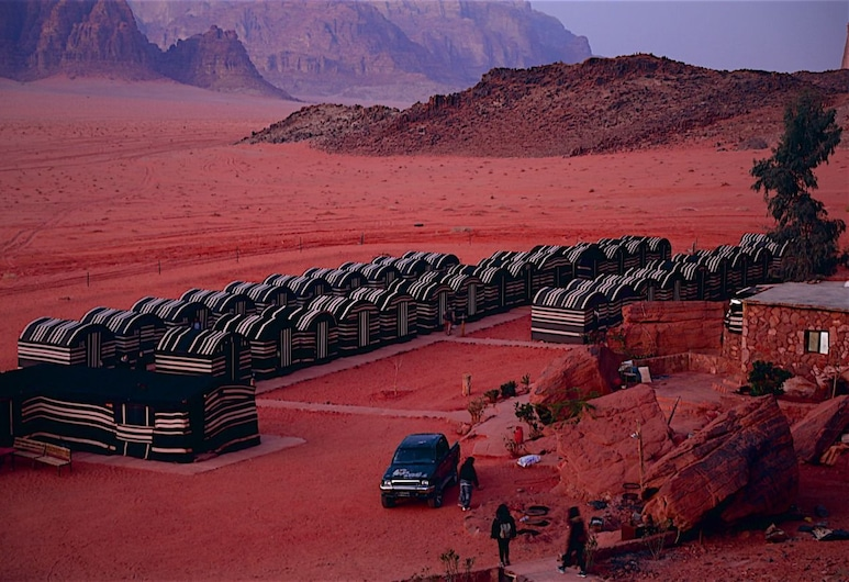 Bedouin habits tours camp, Wadi Rum