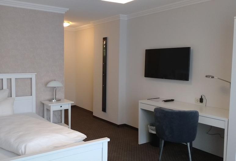 artHotel Bremen, Bremen, Habitación individual (Atelier M), Habitación