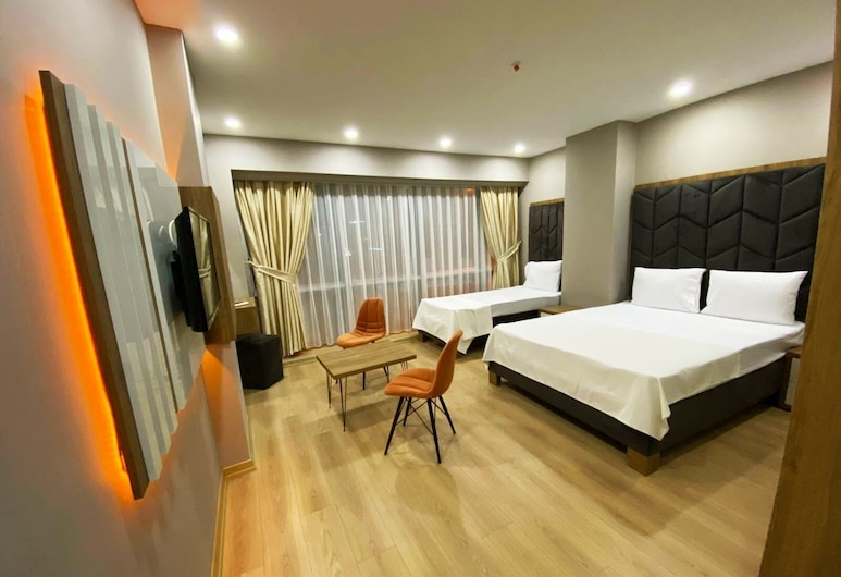 Mall of Tem Suit, Istanbul, Family Room, Guest Room