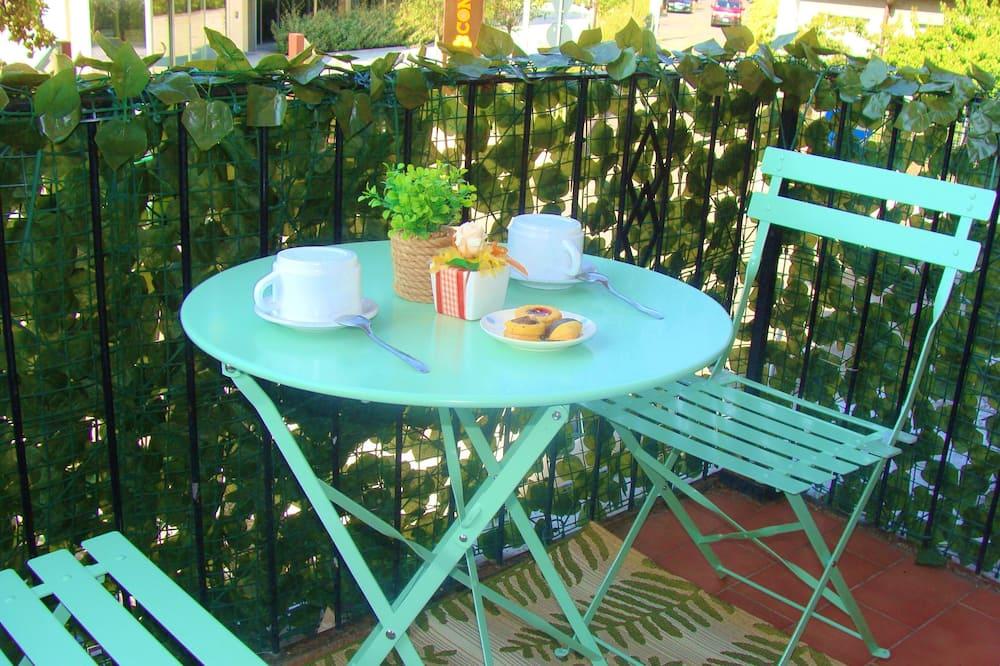 Comfort-Doppel- oder -Zweibettzimmer - Terrasse/Patio