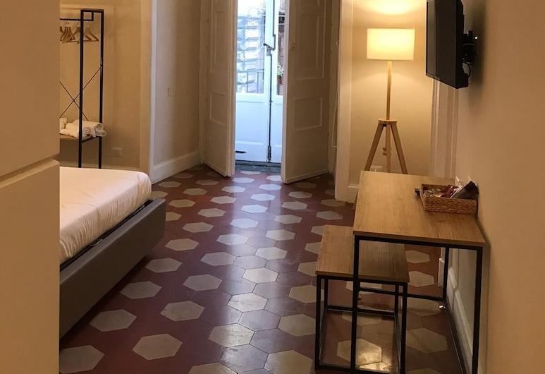 Palazzo Pignatelli, Naples, Dvojlôžková izba typu Comfort, balkón, Hosťovská izba