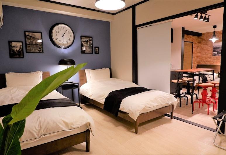 Ryota's Room, 大阪市, ファミリー アパートメント (403), 部屋