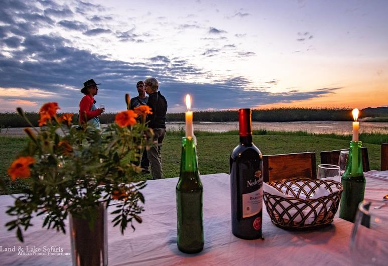 Kuti Wildlife Reserve, Salima, Outdoor Dining