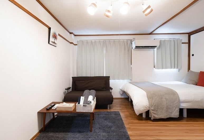 Apartment Y Kawara Heights Namba, 大阪市, アパートメント (201), 部屋