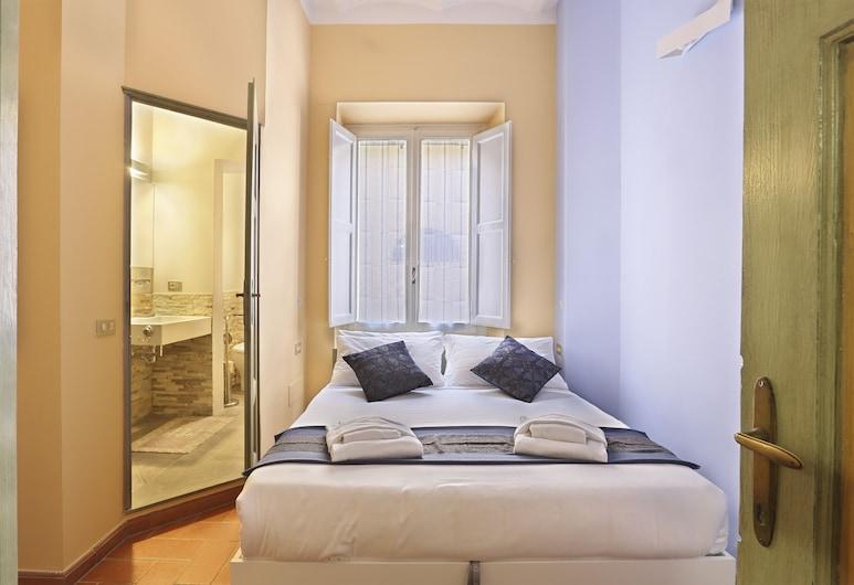 Across The River, Florence, Appartement Classique, 1 chambre, Chambre