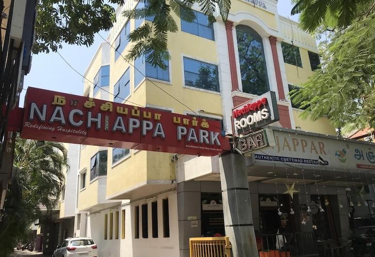 Hotel Nachiappa Park, Chennai