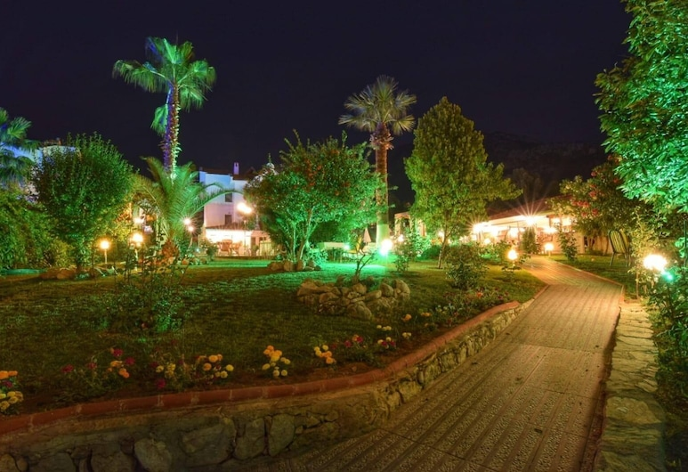 Olympos Hotel - Adults Only, Fethiye, Jardín