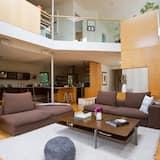 Apart Daire (4 Bedrooms) - Oturma Odası