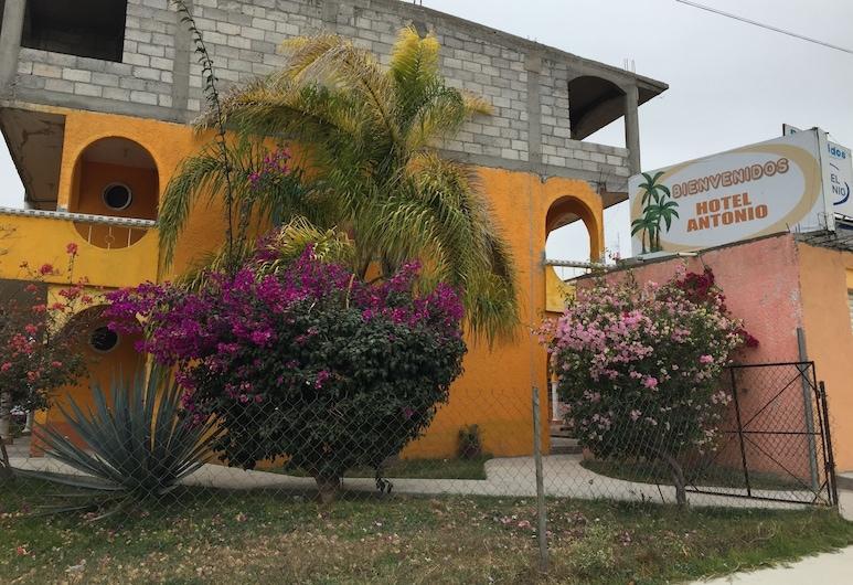 Hotel Antonio, Ixmiquilpan, Viesnīcas priekšskats