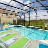 House, Multiple Beds (ST008V: 10 Bed, Pandora, Mickey Mouse) - Pool