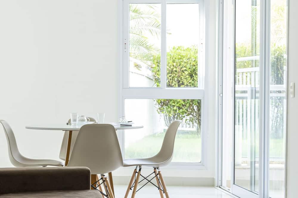 Apartament podstawowy - Powierzchnia mieszkalna