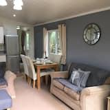 Domek, 2 sypialnie - Powierzchnia mieszkalna