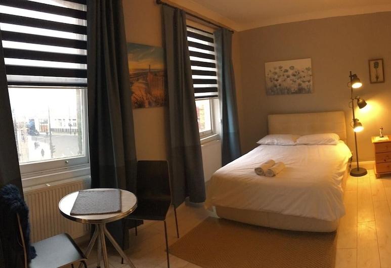 康登公寓酒店, 倫敦, 基本雙人房, 客房