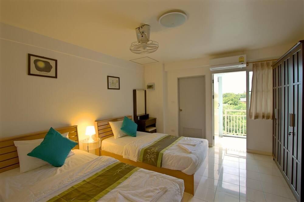 Standartinio tipo dvivietis kambarys (2 viengulės lovos) - Pagrindinė nuotrauka